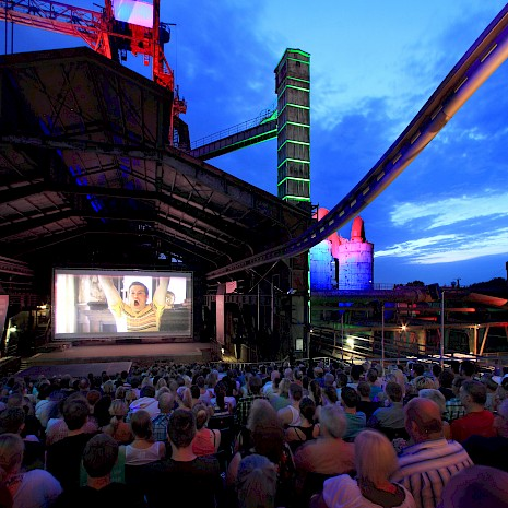 Sommerkino © Thomas Berns